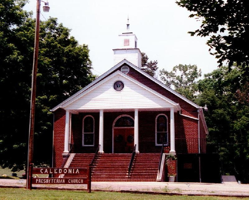 Caledonia Presbyterian Church in Knoxville, TN