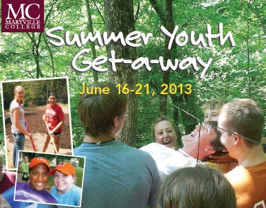 2013 Summer youth Get-A-Way photo