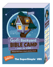 God's Backyard Bible Camp Under the Stars