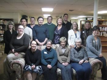 PET Educators gathering on Feb. 13