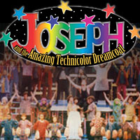 Joseph and the Amazing Technicolor Dreamcoat at the Cumberland County Playhouse c