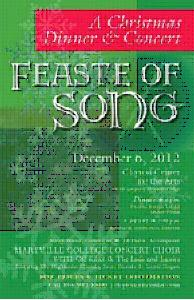 Feaste of Song graphic