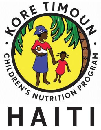 Children's Nutrition Program, Haiti - logo