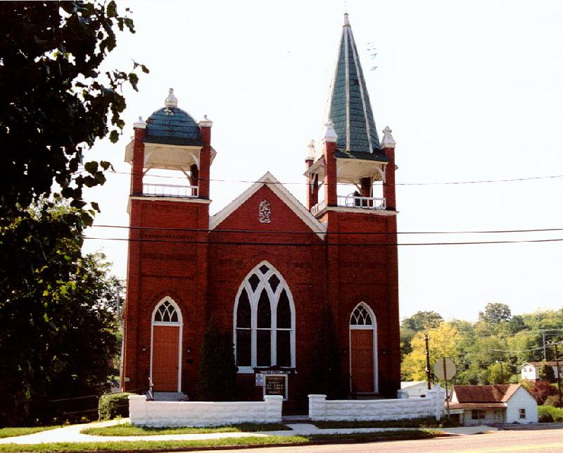 First United Presbyterian Church, Athens TN