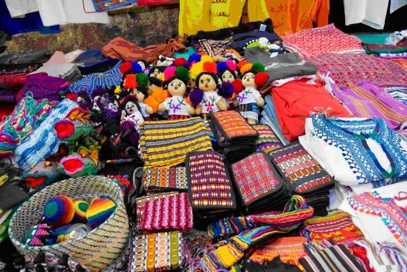 Photo of international market