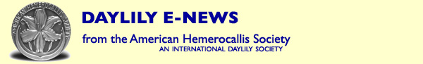 AHS Daylily E-News