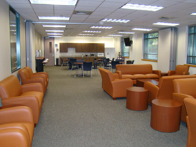 Faculty Staff Lounge
