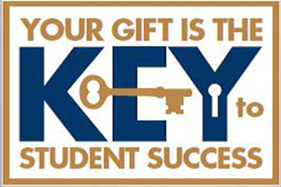 Your gift is the key to student success