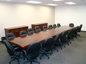 New Conference Room Building E