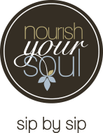 nourish your soul logo tag