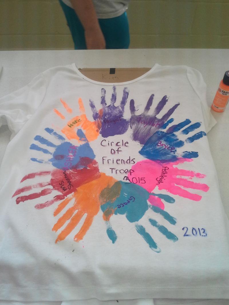 Best Paint For Handprints On T Shirt