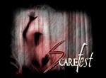 scarefest curtain logo