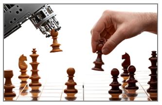 Mind vs Machine