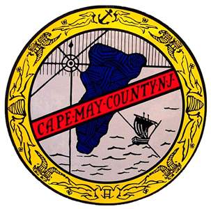 County Government Seal