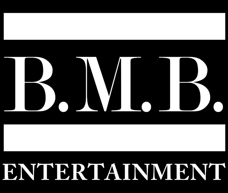 BMB Entertainment Logo Black