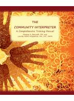 Resource: The Community Interpreter