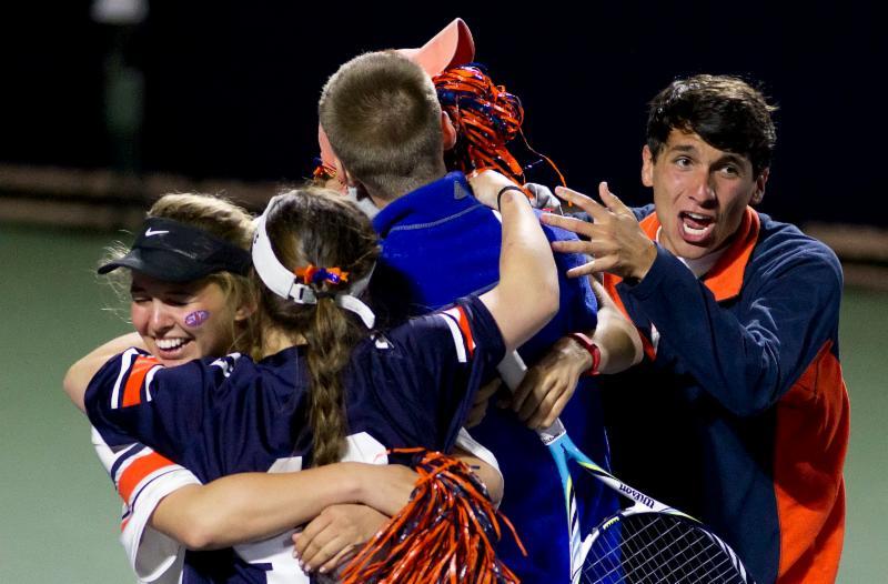 Auburn celebrates 2016 TOC Championship