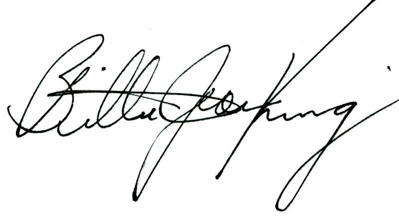 BJK signature