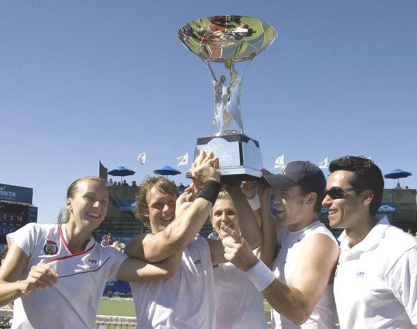 Buzz trophy 2008