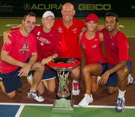 2011 Kastles trophy