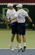 Bryans Davis Cup 2007