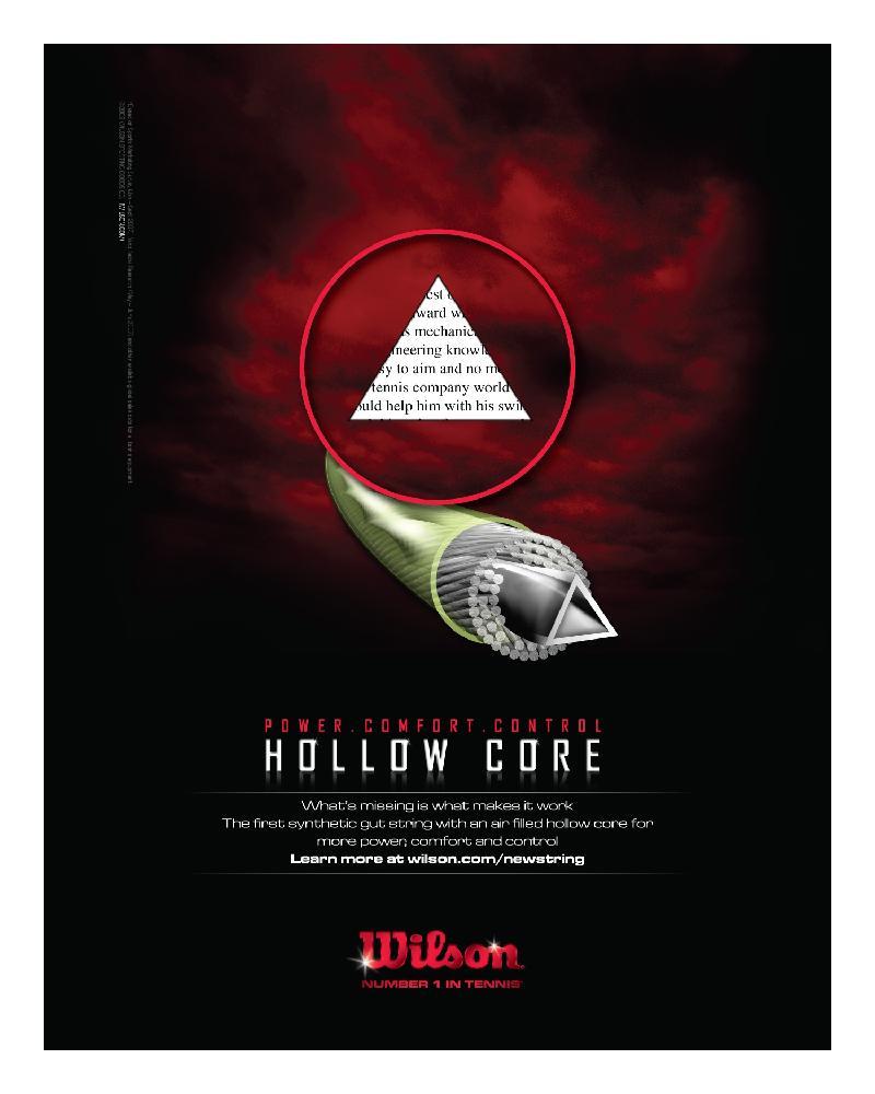 Wilson Hollow Core