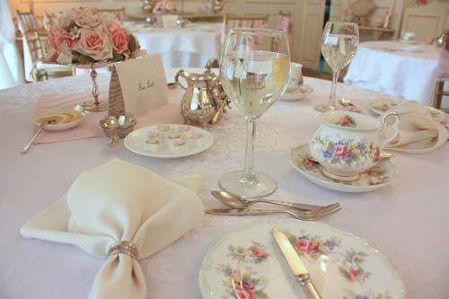 Design TIP Table Setting
