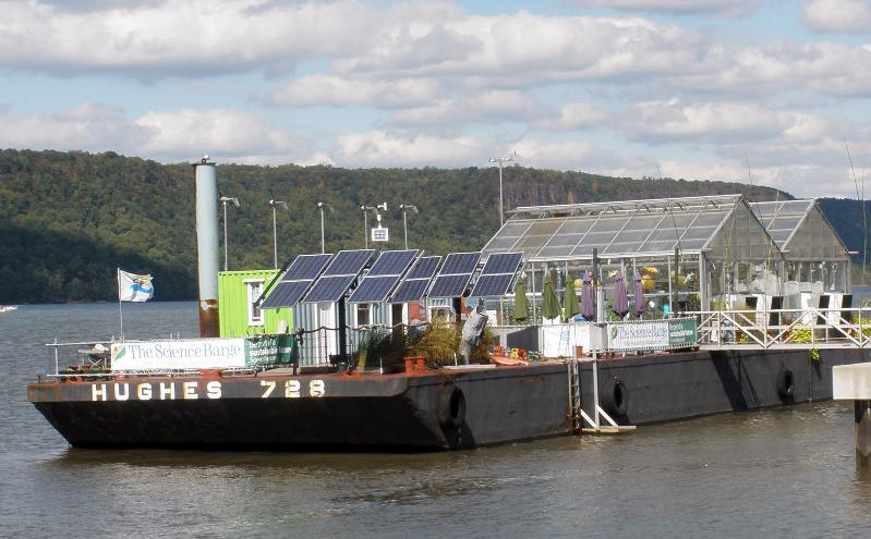 Barge Glow