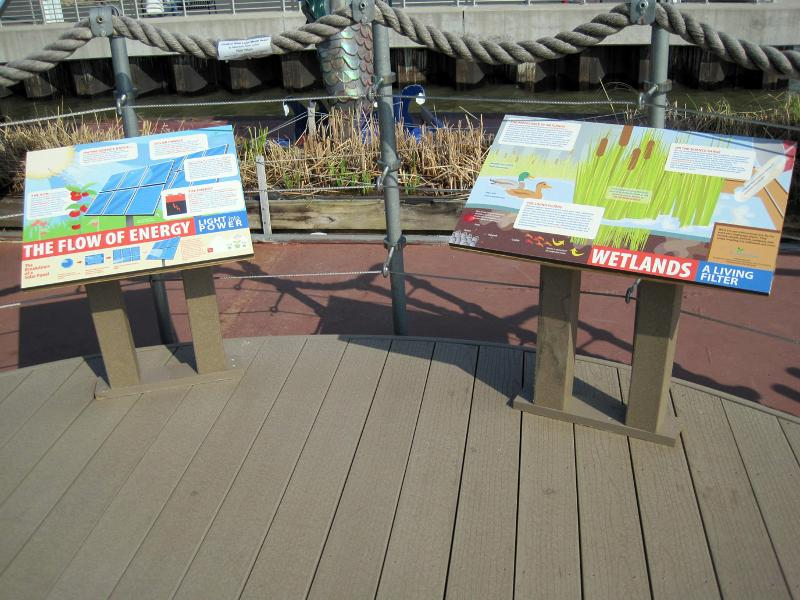 barge signs