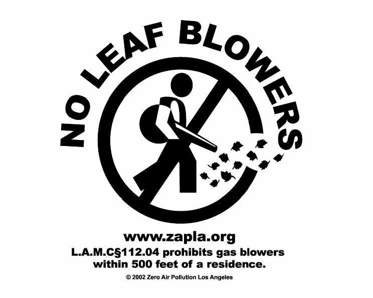 no blower