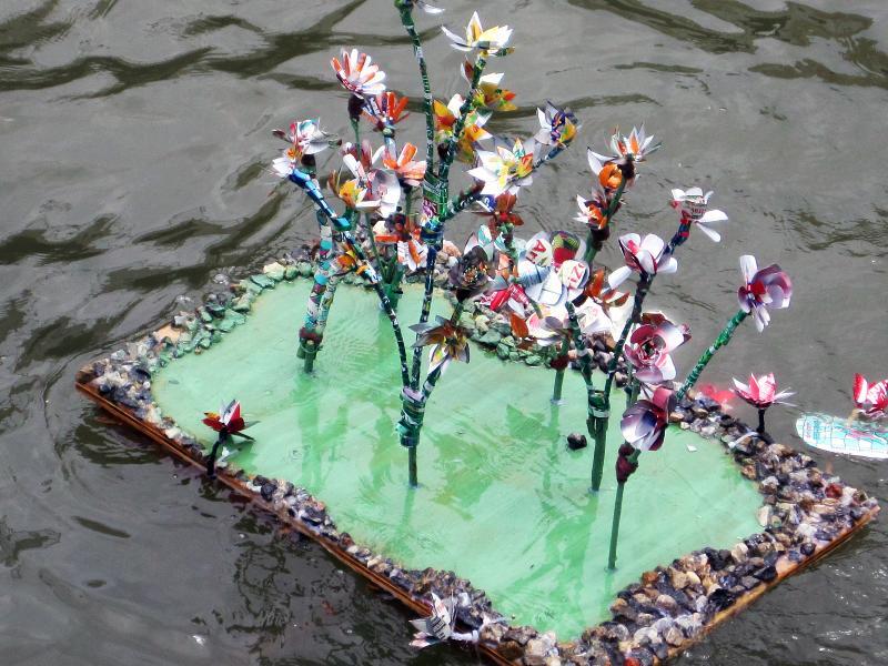Melissa's sculpture
