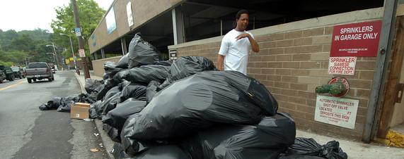 Yonkers Trash