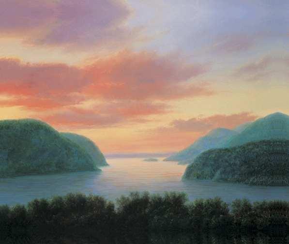 Thomas Locker's Hudson
