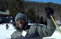 Michael skiinig