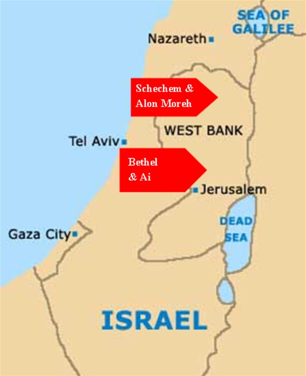 Who OWNS the land of Israel