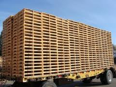 Truckload of Pallets