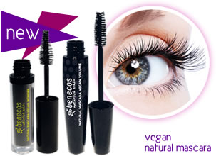 Produse de make-up noi de la Benecos