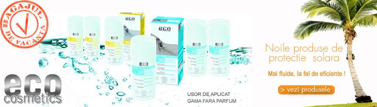 Protectie solara bio ECO Cosmetics