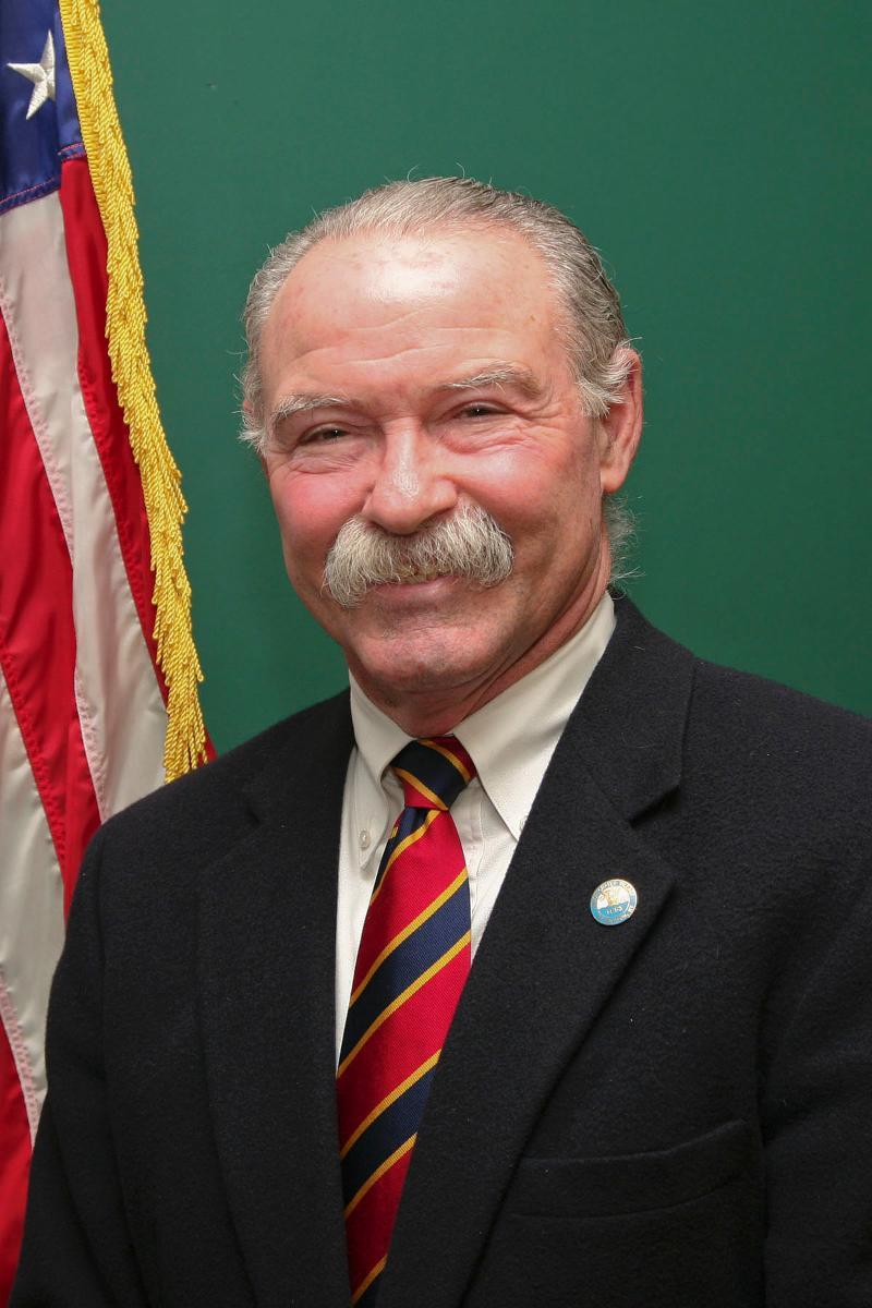 Mayor Scordino