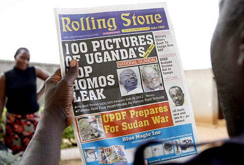 Roling Stone Uganda