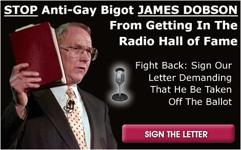 James Dobson Petition