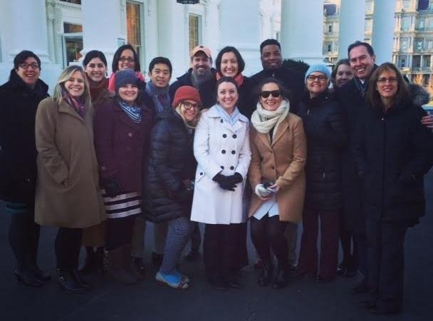 USICH Staff group photo