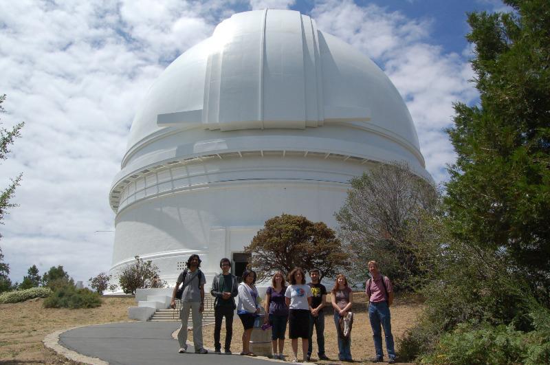 Field Trip to Palomar Observatory