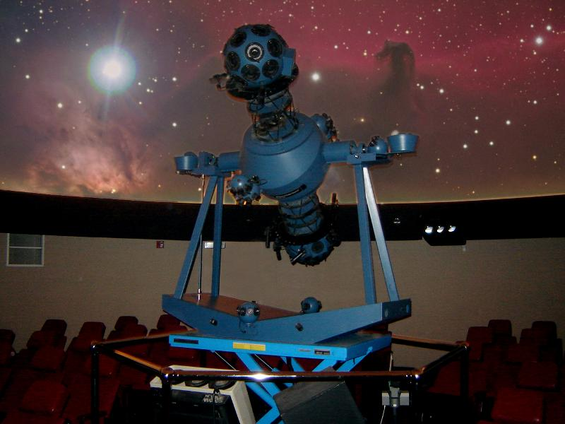 Physics Star Theatre Horsehead