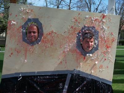 Drs Tomas Forgas and Oscar Vega