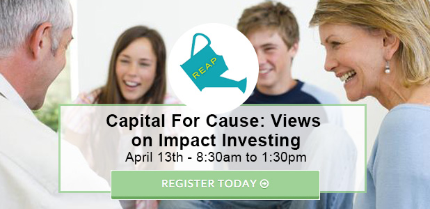 Capital For Cause