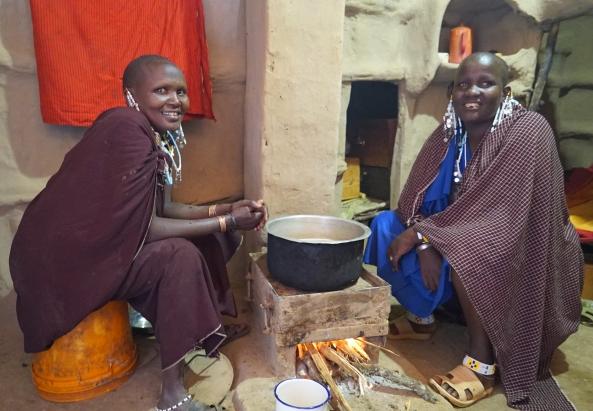 Maasai Stoves & Solar stove