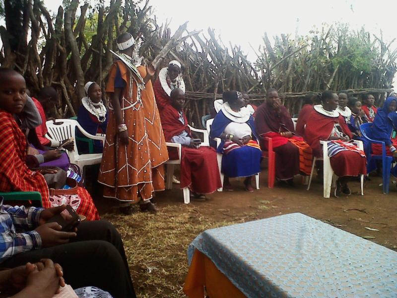 Monduli Women's Group