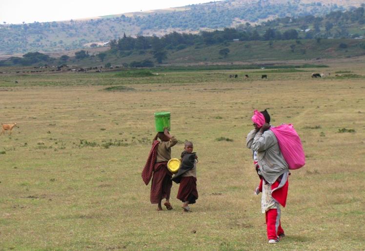 Maasai lands