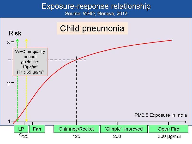 Pneumonia particulate response